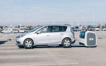Δείτε πως λειτουργεί ένα αυτόνομο ρομπότ παρκαδόρος (video)