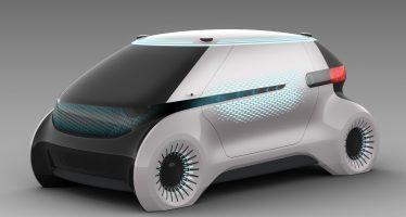 Το Hyundai MOBIS επικοινωνεί με τους πεζούς μέσω φωτεινών ενδείξεων