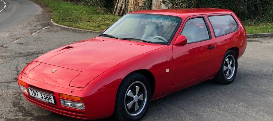 Υπάρχουν τρεις Porsche 924 Shooting Brake και η μια πωλείται