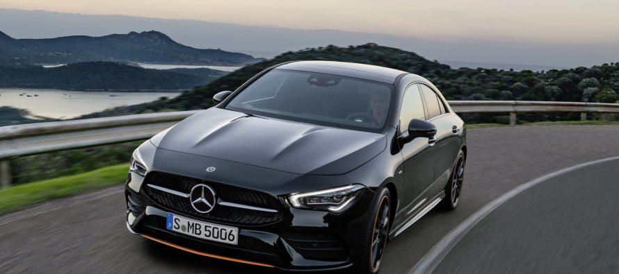 Γοητεύει η νέα Mercedes CLA (video)