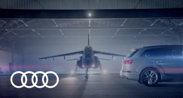 Κόντρα επιτάχυνσης του Audi SQ7 με μαχητικό αεροσκάφος (video)