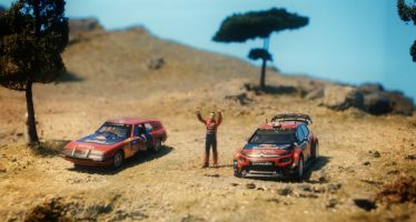 Η Citroen μας δείχνει το ράλι Μόντε Κάρλο σε μικρογραφία (video)
