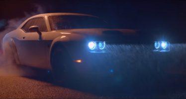 Έτσι υποδέχτηκε το 2019 το Dodge Challenger SRT Hellcat Redeye (video)