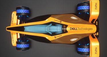 Η McLaren οραματίζεται για το 2050 μονοθέσιο με τελική ταχύτητα 500 χλμ./ώρα