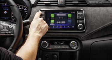 Καλύτερη πλοήγηση και συνδεσιμότητα από το Nissan Micra