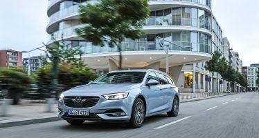 H Opel πούλησε 1.111.111 Insignia