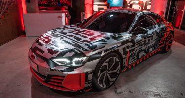 Αριθμοί που εντυπωσιάζουν από την Audi (video)