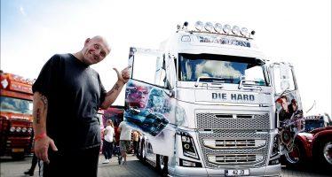 Πολύ σκληρό για να πεθάνει αυτό το Volvo FH (video)