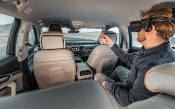 Το βιντεοπαιχνίδι της Audi που συγχρονίζεται με το αυτοκίνητο (video)