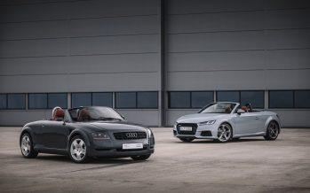Συλλεκτική έκδοση για τα 20 χρόνια του Audi TT