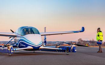 Πρώτη απογείωση για το ιπτάμενο ταξί της Boeing (video)