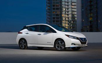 To νέο ηλεκτροκίνητο Nissan Leaf E+πάει πιο μακριά και είναι πιο δυνατό (video)