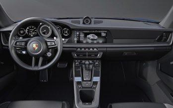 Τα πέντε πιο εντυπωσιακά σημεία στο εσωτερικό της νέας Porsche 911 (video)