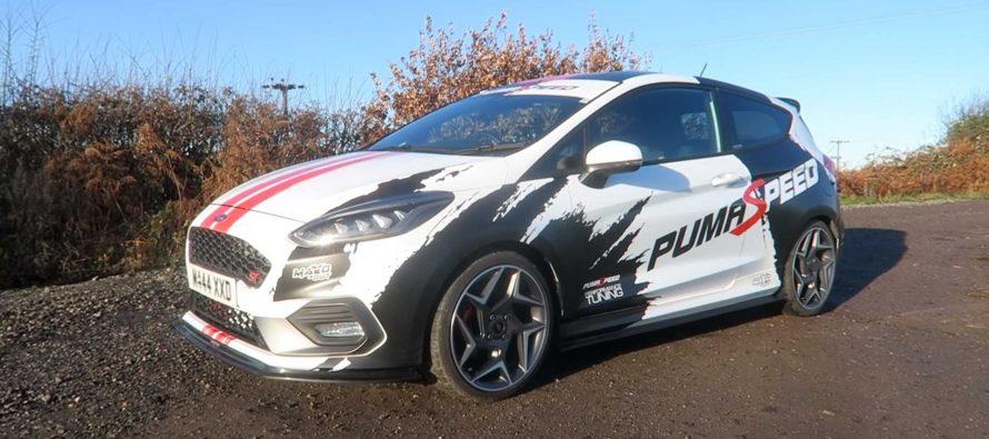 Βελτιωμένο Ford Fiesta ST αποδίδει 245 ίππους (video)