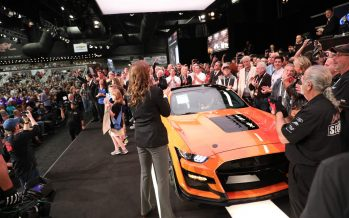 Πόσο πουλήθηκε σε δημοπρασία το πρώτο Ford Mustang Shelby GT500;