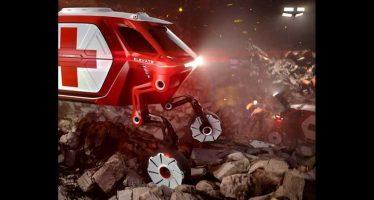 Το Hyundai Elevate θα μπορεί να περπατά