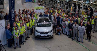 Αυτό είναι το εκατομμυριοστό Peugeot 2008