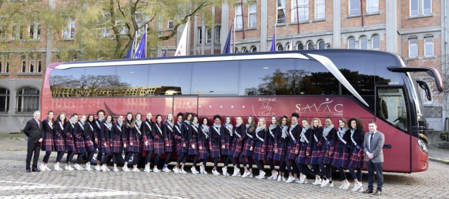 Το λεωφορείο που μετέφερε τις πιο όμορφες Γαλλίδες