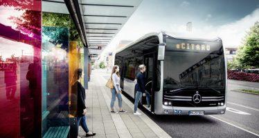 Σε ποια χώρα το Mercedes eCitaro ανακηρύχτηκε «Αστικό Λεωφορείο της Χρονιάς 2019»;