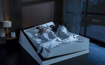 Το κρεβάτι της Ford που χωρίζει αυτόματα τις πλευρές του ζευγαριού (video)