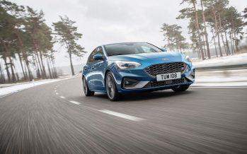 To νέο Ford Focus ST πιο καθηλωτικό στην άσφαλτο με 280 ίππους (video)