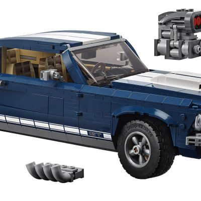 Ford and LEGO® Bring a Classic Icon of the Road to the Creator