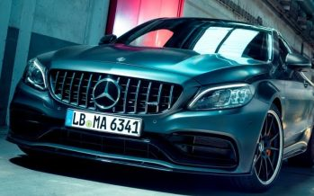 Ώρα για drift με τη Mercedes-AMG C 63 S Coupe (video)
