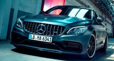 Ώρα για drift με τη Mercedes-AMG C 63 S Coupe (video)