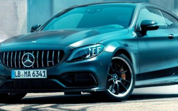 Donuts με την υπογραφή της Mercedes-AMG C-Class Coupe (video)