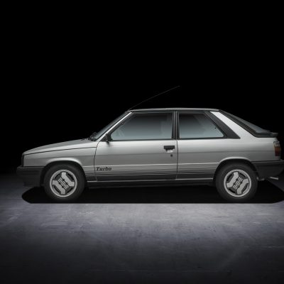 Renault 11 Turbo-