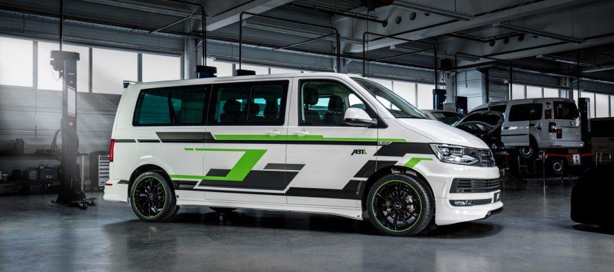 Αυτό είναι το πιο σπορ ηλεκτροκίνητο VW e-Transporter