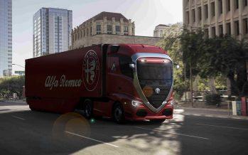 Το εν δυνάμει πανέμορφο φορτηγό της Alfa Romeo