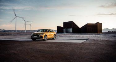 Το Audi Q8 πλέον δεν έχει μόνο έναν κινητήρα