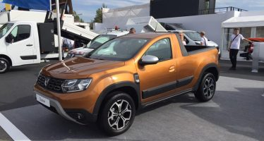 To Dacia Duster θα αποκτήσει καρότσα