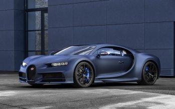 Η Bugatti έγινε 110 ετών και η Chiron το γιορτάζει