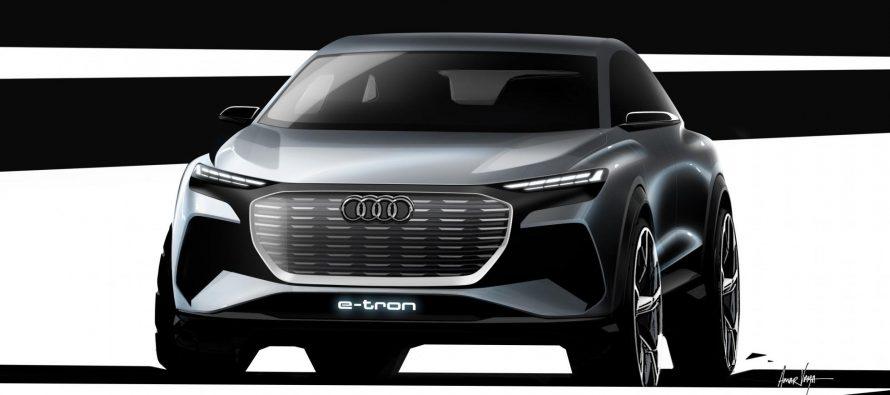 Ακόμα ένα μικρότερο ηλεκτροκίνητο SUV από την Audi