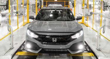 Η Honda κλείνει το εργοστάσιο της στη Βρετανία και σταματά την παραγωγή του Civic στην Τουρκία