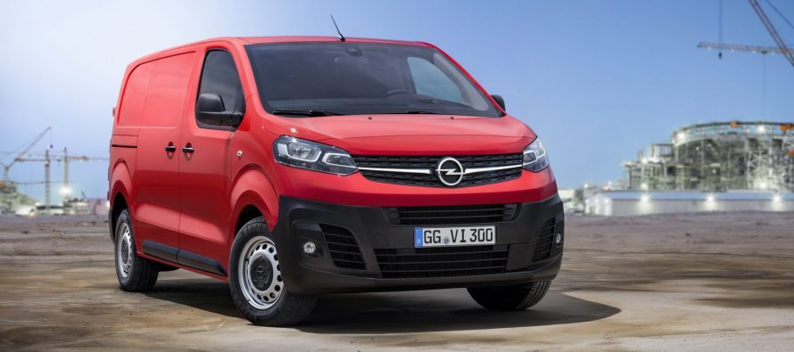 Tα εργαλεία εργασίας του νέου Opel Vivaro