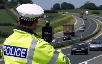 Σε μια εβδομάδα 4.674 παραβάσεις για υπερβολική ταχύτητα και κατανάλωση αλκοόλ