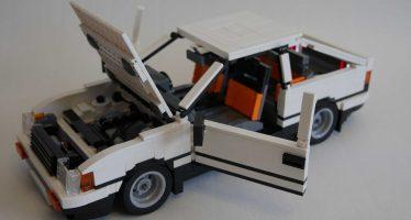 Ψηφίστε για να φτιάξει η Lego ένα ιστορικό μοντέλο της Toyota (video)