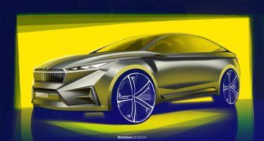 Πρίζα στο μέλλον αναζητά το νέο Skoda Vision iV Concept