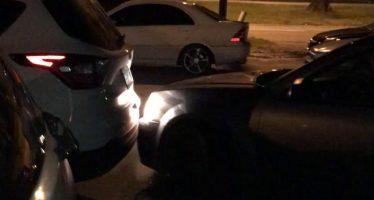 Αυτή η οδηγός όταν ξεπαρκάρει είναι σκέτη καταστροφή (video)