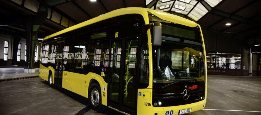 Σε ποια πόλη παραδόθηκαν 15 ηλεκτροκίνητα λεωφορεία Mercedes eCitaro;