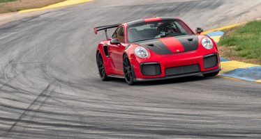To νέο ρεκόρ χρόνου της Porsche 911 GT2 RS είναι 1:24.88 λεπτά (video)