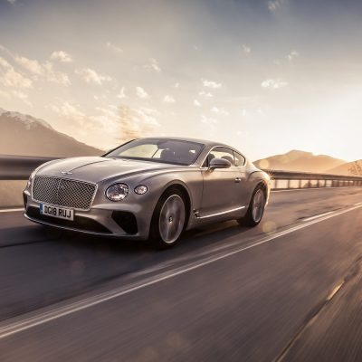 Bentley Continental GT – Extreme Silver – MECOTY