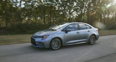Ξεκίνησε η παραγωγή της νέας Toyota Corolla στην Αμερική