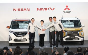 Η νέα συνεργασία της Nissan με τη Mitsubishi