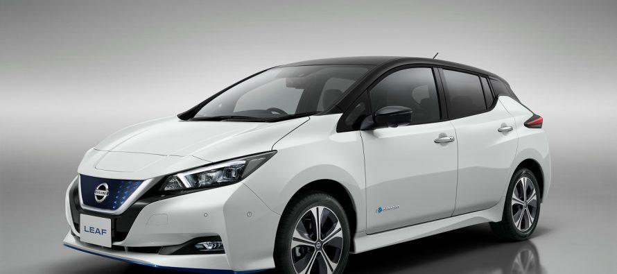 Στα Κανάρια Νησιά διακρίθηκε το Nissan Leaf
