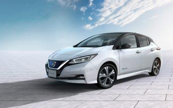 Το Nissan Leaf ξεπέρασε κάθε ηλεκτροκίνητο όχημα σε πωλήσεις