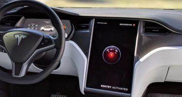 Κάμερες θα καταγράφουν τους επίδοξους κλέφτες των Tesla